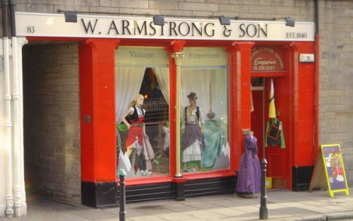 Armstrongs Vintage Shop
