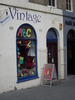 Barnados Vintage Store