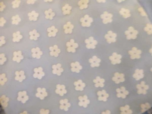 The House of Avalon jacket fabric