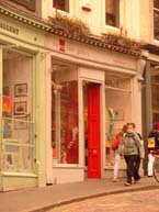 Red Door Gallery Edinburgh