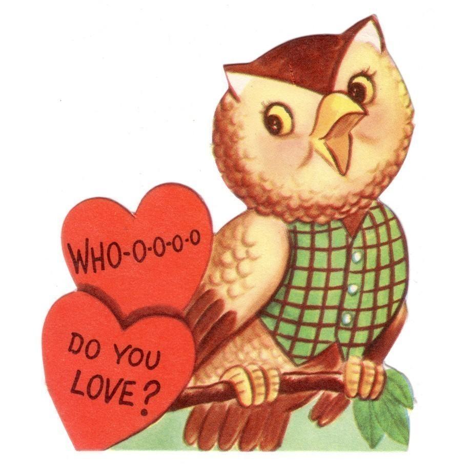 owl-vintage.jpg (915×915)